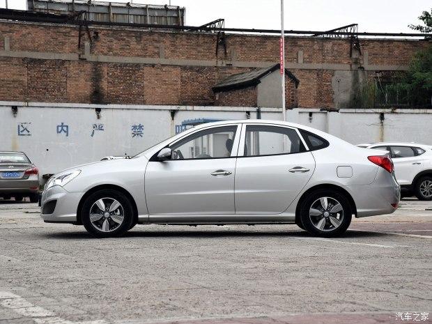 北京现代 伊兰特EV 2017款 基本型