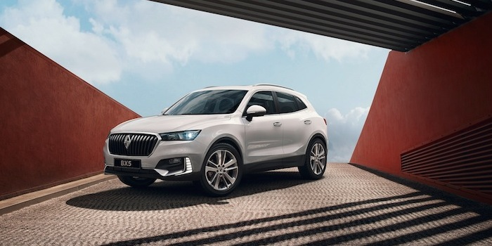 新增入门级车型 宝沃BX5 1.4T将于成都车展上市