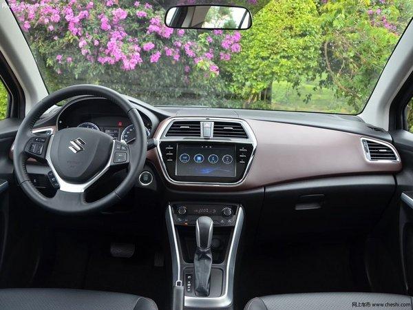 合资品牌不良心? 15万配备四驱系统SUV推荐-图4
