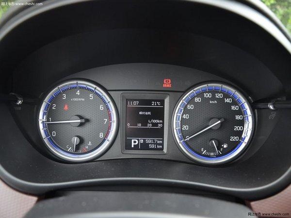 合资品牌不良心? 15万配备四驱系统SUV推荐-图5
