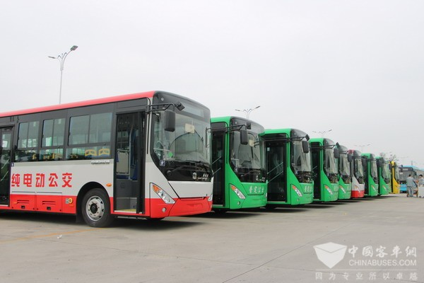中通新能源客车在东北市场迎发展新高潮
