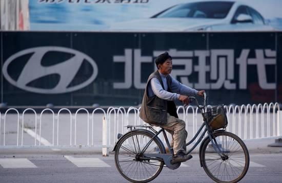 临危受命!谭道宏接任北京现代汽车总经理