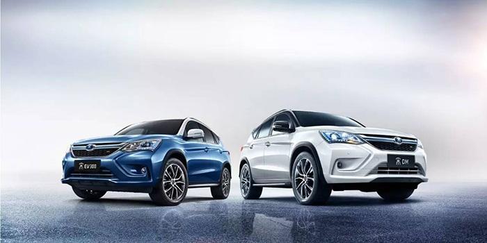 7月全球新能源车销量排行榜,前十名有六款国产车