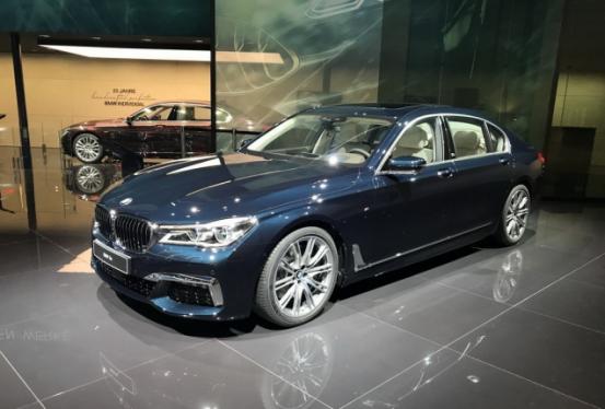 宝马新X3/6系GT多款新车 亮相法兰克福车展