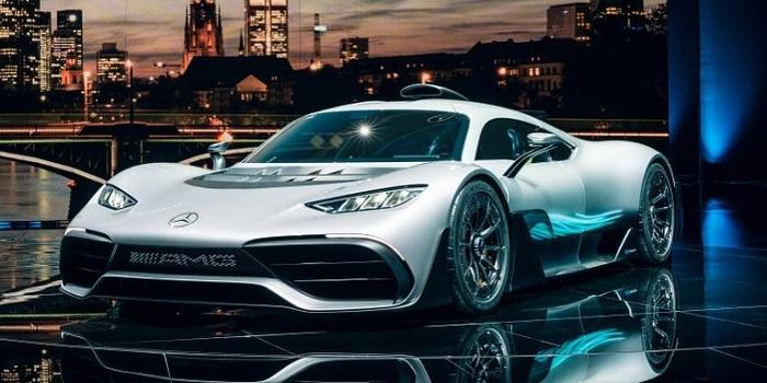 奔驰AMG概念车法兰克福车展发布 限量275台