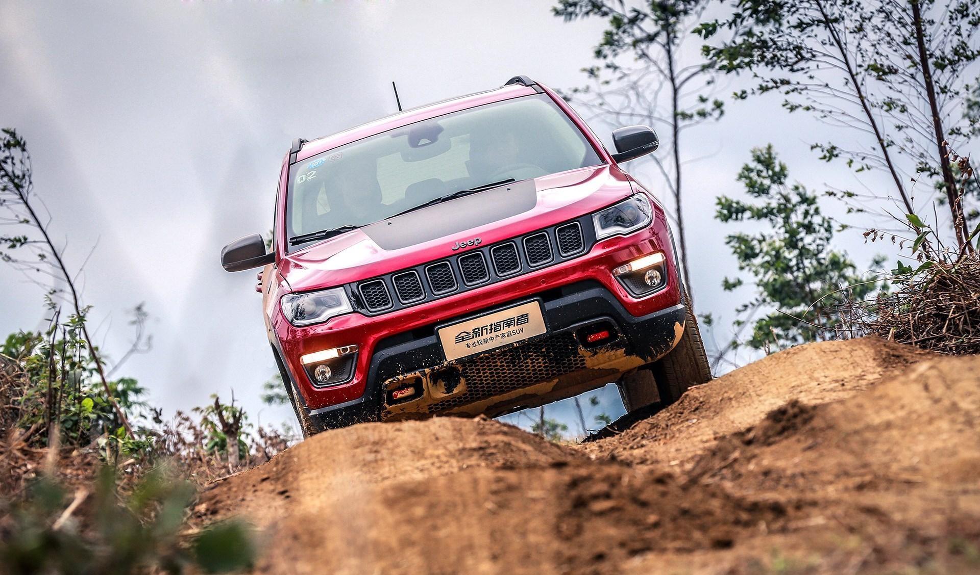 对比途观/CR-V Jeep指南者的优势在哪?