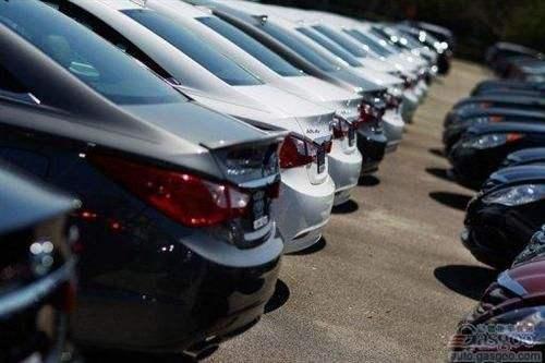 今年8月轿车前10名大洗牌  合资SUV销量走高