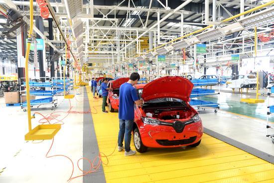 双积分制度将出台 重塑汽车市场格局