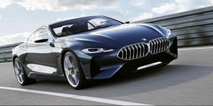 宝马大型双门GT跑车 宝马8系旗舰明年在德国投产