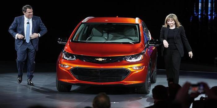 通用加快电气化进程 6年内推至少20款全电动汽车