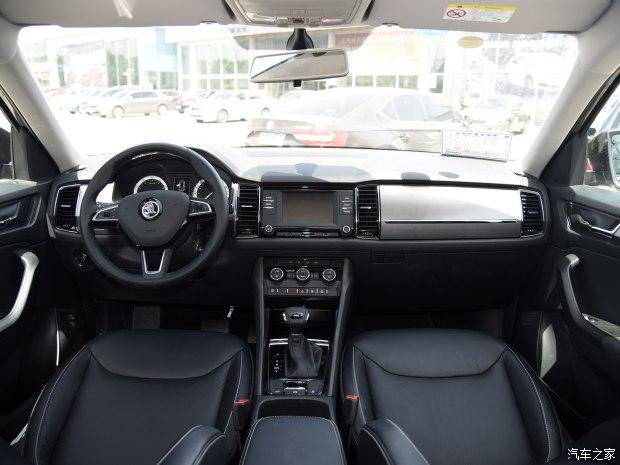 上汽斯柯达 柯迪亚克 2017款 TSI330 5座两驱豪华版