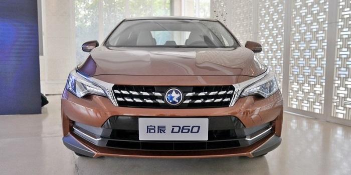 预售7-11万元 启辰D60将于11月2日上市