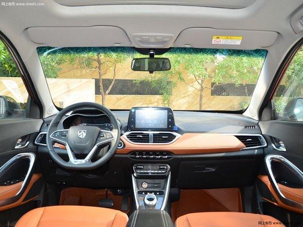 要颜值也得要低价 高颜值低价格自动挡SUV推荐-图5