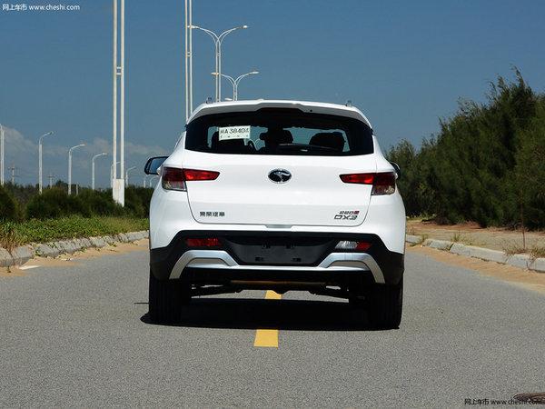 要颜值也得要低价 高颜值低价格自动挡SUV推荐-图4