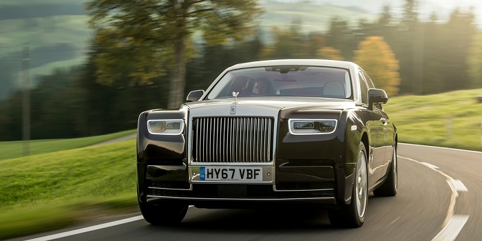Rolls-Royce Phantom (2018)
