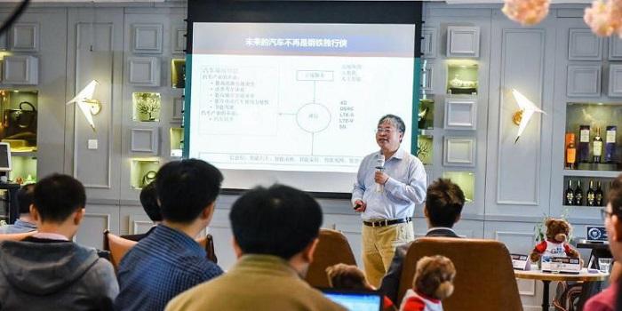 同济大学朱西产:智能网联汽车发展及应用场景分析