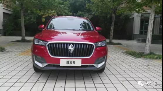 试驾宝沃BX5 不到15万的德系SUV