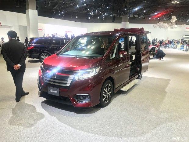 东京车展丨本田新款STEP WGN车型正式亮相