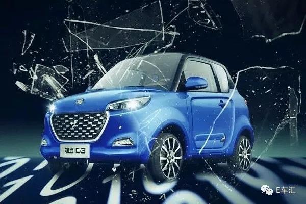 赶在广州车展前 知豆D3等新能源车抢先上市!