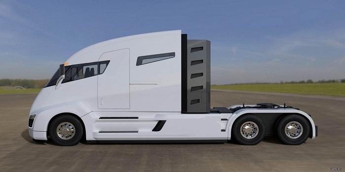 发布邀请函 特斯拉将于11月16日发布电动卡车