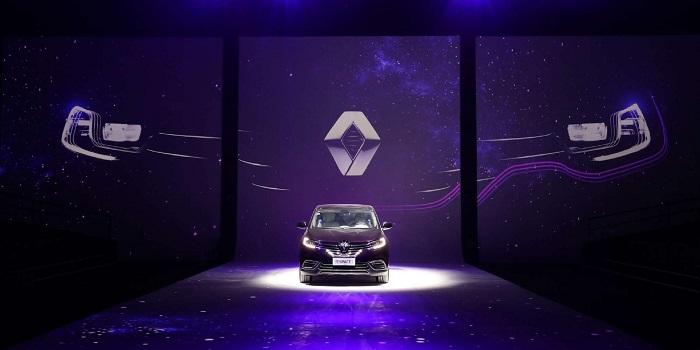 雷诺全新MPV车型Espace上市 27.18万元起售
