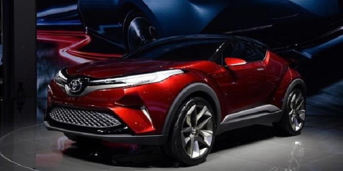 纯电动车/小型SUV 一汽丰田两款新车将亮相
