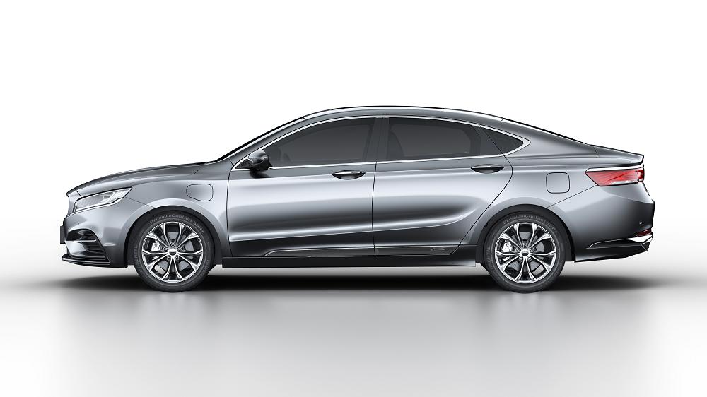1.5T新能源动力重磅登场 吉利K车型申报图曝光