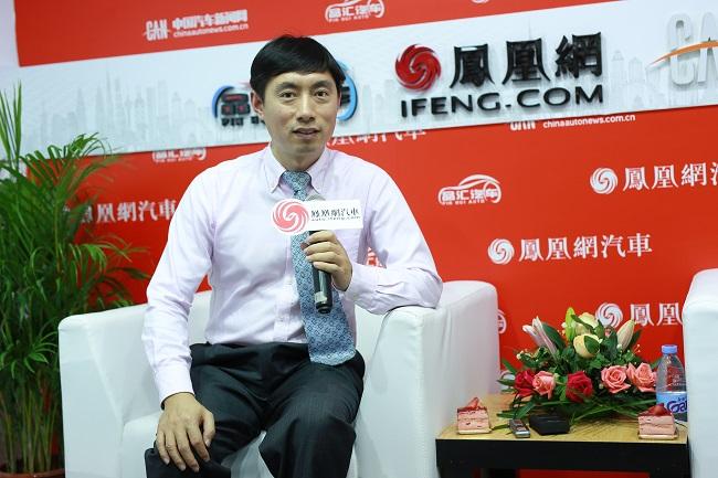 陈随州:天逸成主力 智能+SUV+轿车三线布局