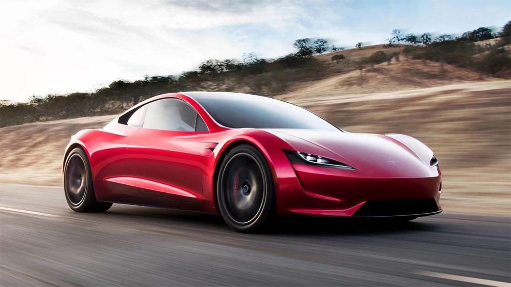0-96km/h仅1.9秒 特斯拉新Roadster亮相