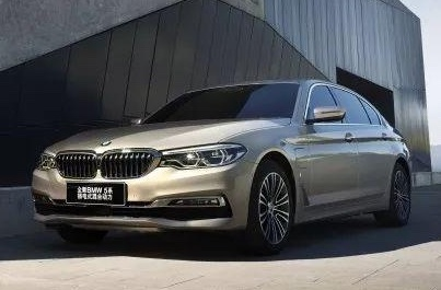 广州车展 全新BMW 5系插电式混动全球首发
