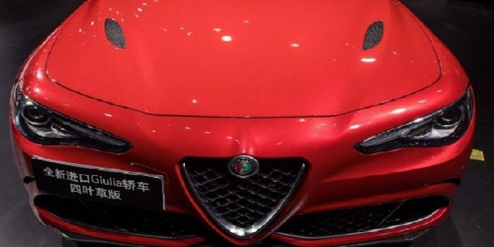 阿尔法·罗密欧携3款全新进口新车亮相广州车展