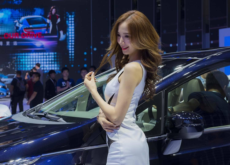 广州车展最不能错过的不是车是人!