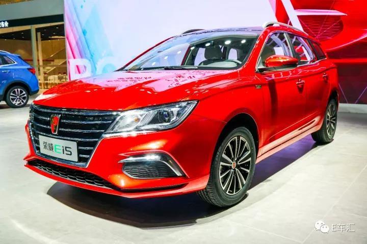 纯电动休旅车荣威Ei5重新定义一款车