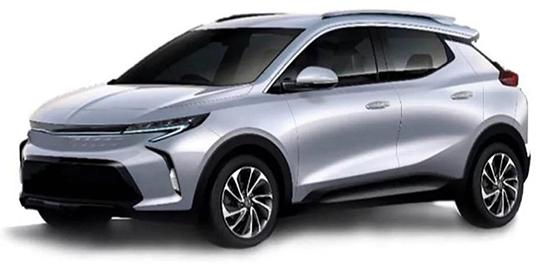 雪佛兰全新电动SUV或2020年前面世