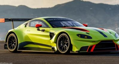 Aston Martin-Vantage GT Raceca