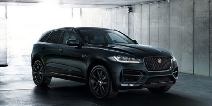 捷豹XE/XF/F-Pace Black Edition官图发布