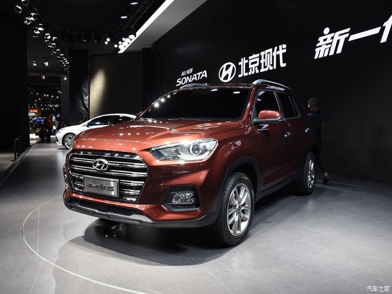 """一台车定义""""智勇双全"""" 北京现代新一代ix35"""