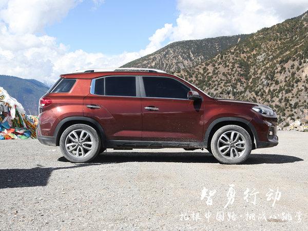 """用一台车给你定义""""智勇双全"""" 北京现代新一代ix35-图5"""