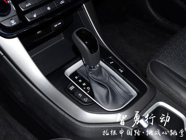 """用一台车给你定义""""智勇双全"""" 北京现代新一代ix35-图11"""