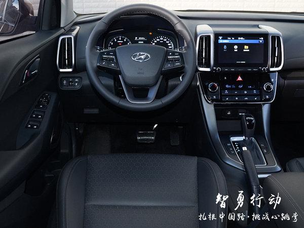 """用一台车给你定义""""智勇双全"""" 北京现代新一代ix35-图7"""