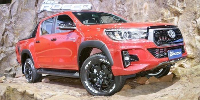 丰田新款 Hilux 正式发布 推出三种不同动力车型