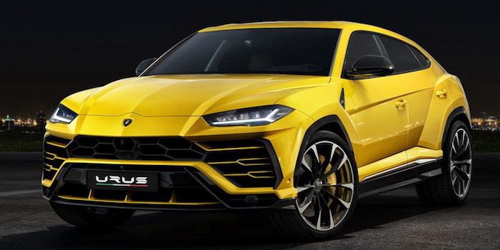 兰博基尼Urus SUV全球首发 国内售价313万元