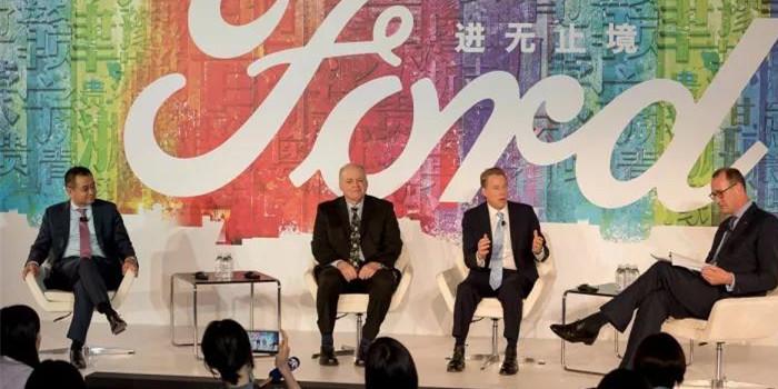"""福特公布""""中国2025计划""""  未来推50款新车"""