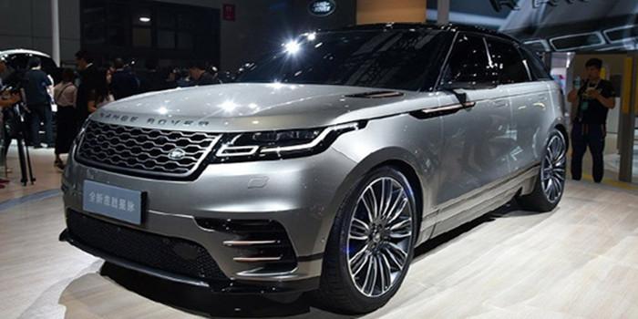 揽胜星脉新增两款车型 售71.80和74.80万元