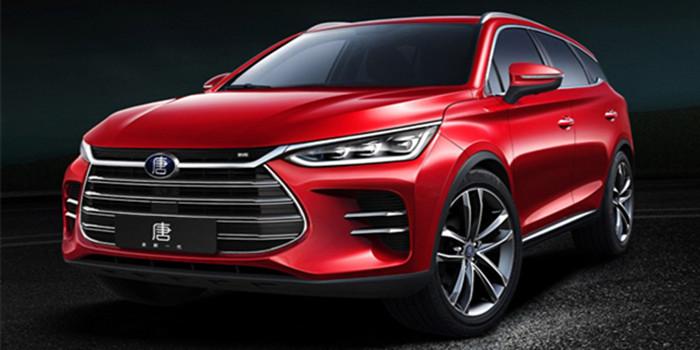 最美比亚迪唐明年上市销售 增2.0T燃油版车型