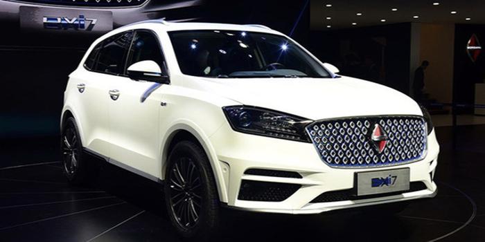 宝沃将推首款纯电SUV BXi7 明年年初上市