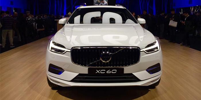 沃尔沃全新XC60上市 共8款车型36.99万元起售