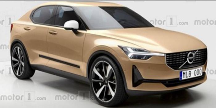 沃尔沃全新S60的假想图曝光 明年下半年亮相