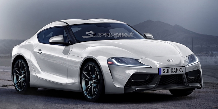 或将于日内瓦车展亮相 丰田发新一代Supra