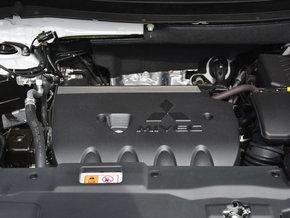 广汽三菱  2.4L 四驱精英版 发动机